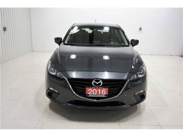 2016 Mazda Mazda3 GS (Stk: M18293A) in Sault Ste. Marie - Image 2 of 12