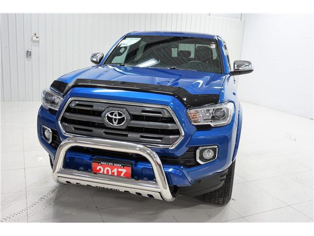 2017 Toyota Tacoma Limited (Stk: R19021A) in Sault Ste. Marie - Image 1 of 11