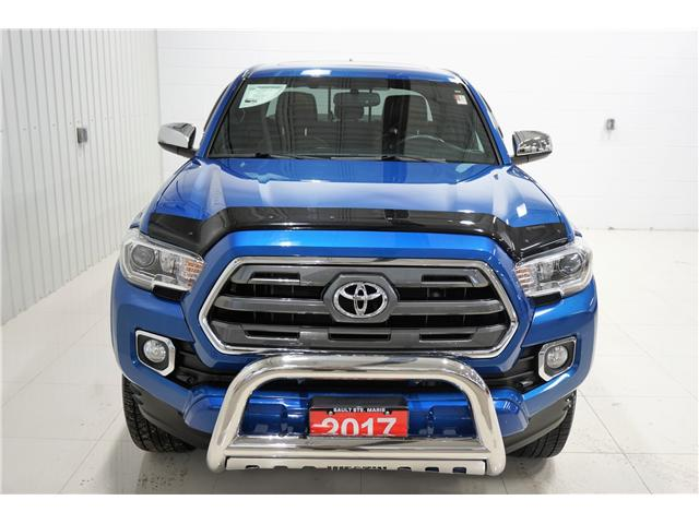 2017 Toyota Tacoma Limited (Stk: R19021A) in Sault Ste. Marie - Image 2 of 11