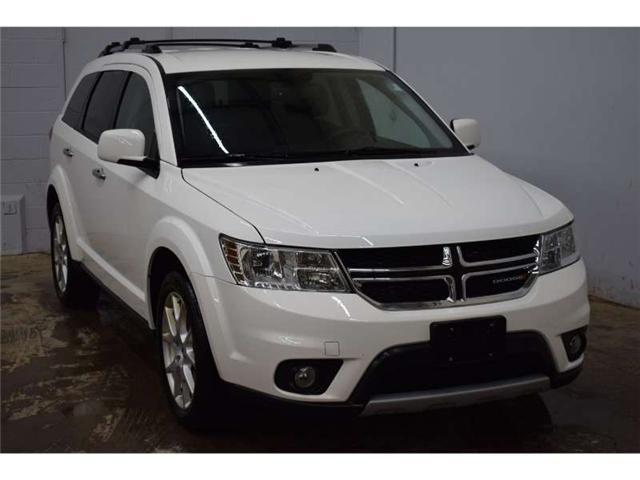 2018 Dodge Journey GT AWD - HEATED SEATS * HEATED STEERING * LEATHER (Stk: B3301) in Napanee - Image 2 of 30