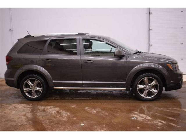 2017 Dodge Journey CROSSROAD AWD-NAV * HEATED SEATS * LEATHER (Stk: B3287) in Napanee - Image 1 of 30