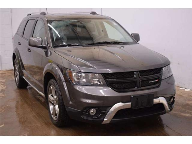 2017 Dodge Journey CROSSROAD AWD-NAV * HEATED SEATS * LEATHER (Stk: B3287) in Napanee - Image 2 of 30