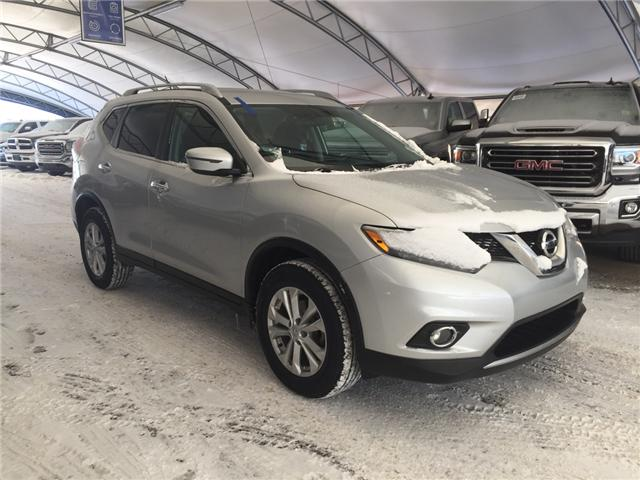 2016 Nissan Rogue SV (Stk: 172203) in AIRDRIE - Image 1 of 21