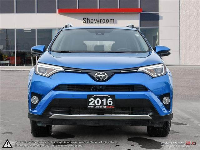 2016 Toyota RAV4 Limited (Stk: A219360) in London - Image 2 of 27