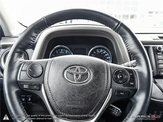 2016 Toyota RAV4 Limited (Stk: A219360) in London - Image 7 of 27