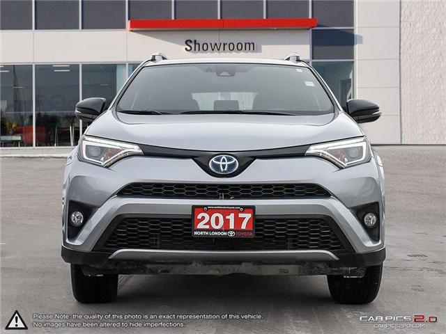 2017 Toyota RAV4 Hybrid SE (Stk: U10968) in London - Image 2 of 27