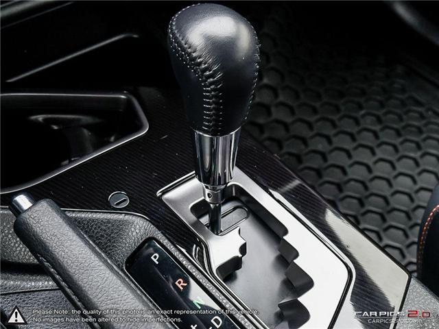 2017 Toyota RAV4 Hybrid SE (Stk: U10968) in London - Image 12 of 27