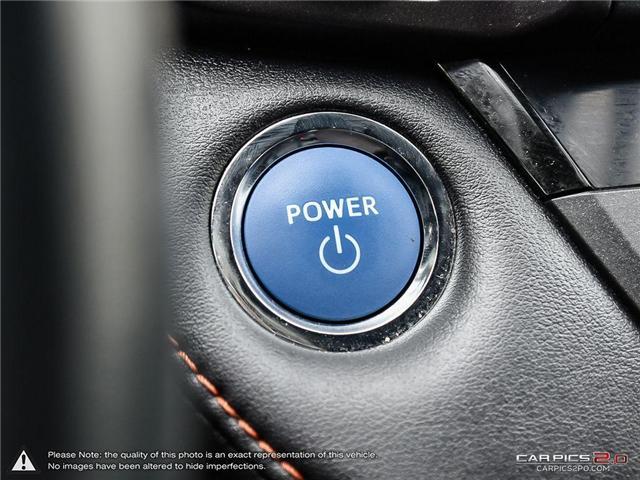 2017 Toyota RAV4 Hybrid SE (Stk: U10968) in London - Image 17 of 27