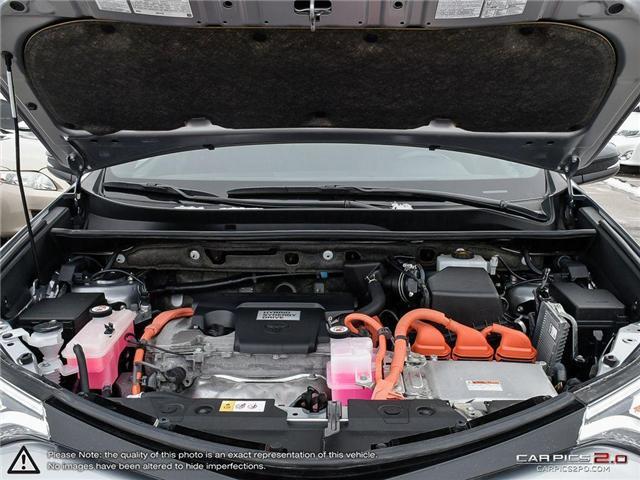2017 Toyota RAV4 Hybrid SE (Stk: U10968) in London - Image 23 of 27