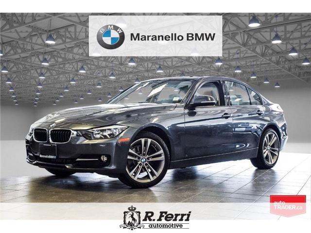 2015 BMW 320i xDrive (Stk: U8368) in Woodbridge - Image 1 of 20