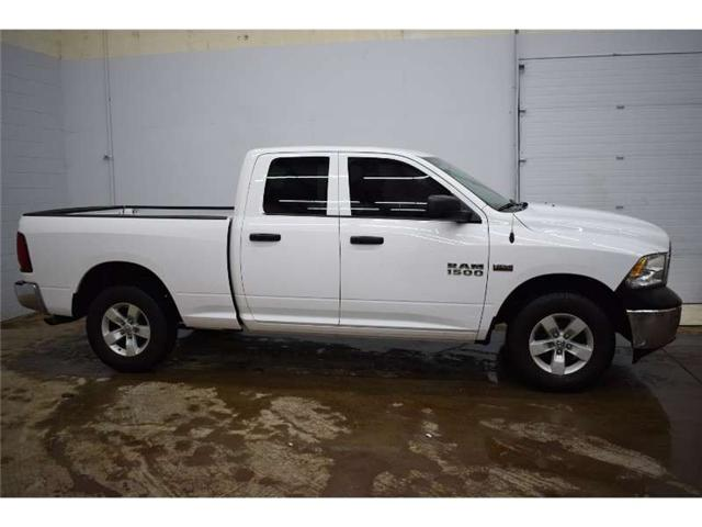 2017 RAM 1500 ST 4X4 QUAD CAB - SAT RADIO * LOW KM * CRUISE (Stk: B3311) in Napanee - Image 1 of 30