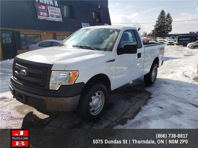 2013 Ford F-150 XL (Stk: 5187) in Thordale - Image 1 of 5