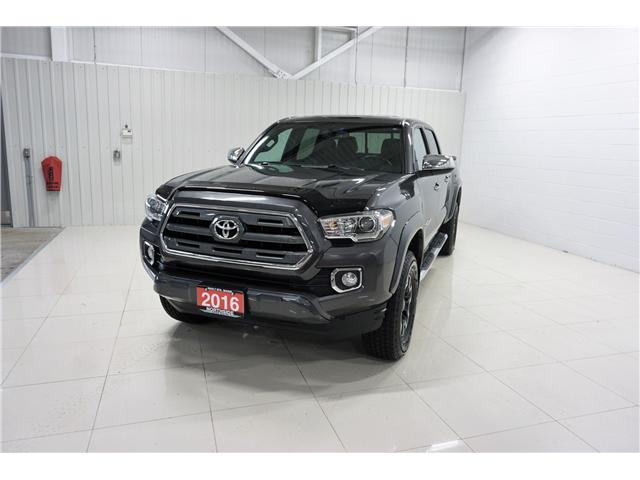 2016 Toyota Tacoma Limited (Stk: P5103A) in Sault Ste. Marie - Image 1 of 13