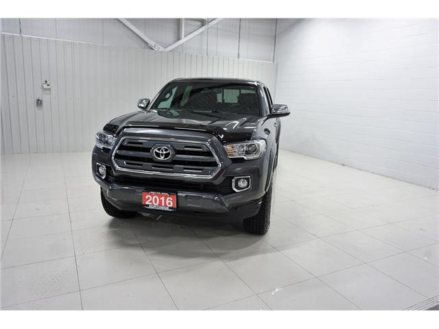 2016 Toyota Tacoma Limited (Stk: P5103A) in Sault Ste. Marie - Image 2 of 13