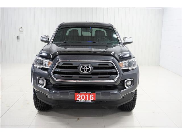 2016 Toyota Tacoma Limited (Stk: P5103A) in Sault Ste. Marie - Image 3 of 13