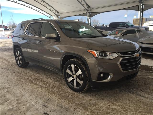 2018 Chevrolet Traverse 3LT (Stk: 158381) in AIRDRIE - Image 1 of 26