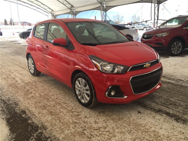2018 Chevrolet Spark 1LT CVT (Stk: 172578) in AIRDRIE - Image 1 of 18