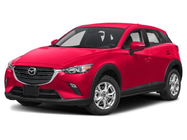 2019 Mazda CX-3 GS (Stk: 19-1101) in Ajax - Image 1 of 9