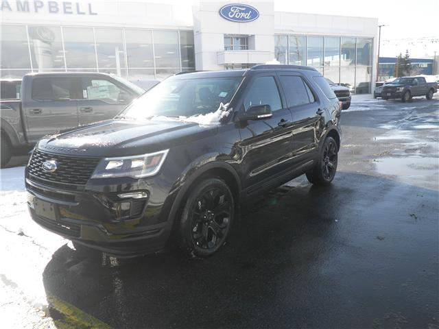 2019 Ford Explorer Sport (Stk: 1912100) in Ottawa - Image 1 of 12