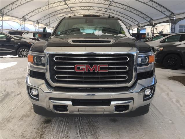 2018 GMC Sierra 3500HD SLT (Stk: 168099) in AIRDRIE - Image 2 of 23