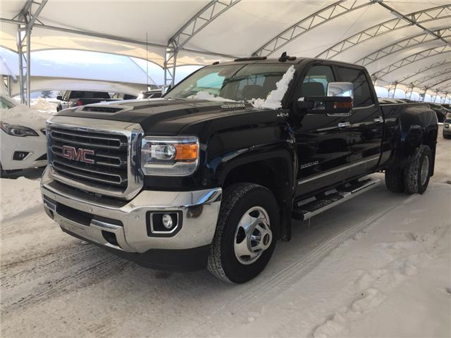 2018 GMC Sierra 3500HD SLT (Stk: 168099) in AIRDRIE - Image 3 of 23