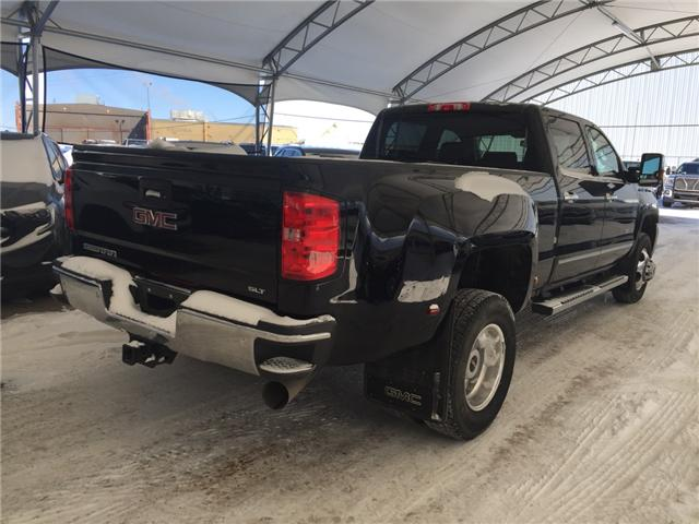 2018 GMC Sierra 3500HD SLT (Stk: 168099) in AIRDRIE - Image 6 of 23