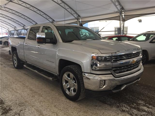 2016 Chevrolet Silverado 1500 1LZ (Stk: 172535) in AIRDRIE - Image 1 of 21