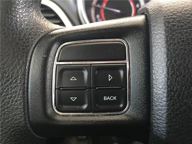 2015 Dodge Journey CVP/SE Plus (Stk: 172103) in AIRDRIE - Image 14 of 18