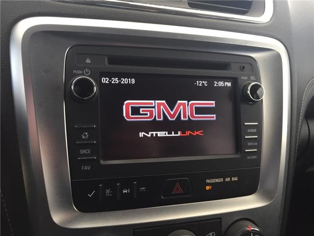 2013 GMC Acadia SLE2 (Stk: 171920) in AIRDRIE - Image 19 of 21
