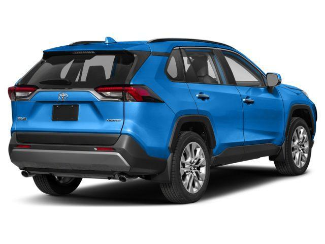 2019 Toyota RAV4 Limited (Stk: 24992) in Brampton - Image 3 of 9