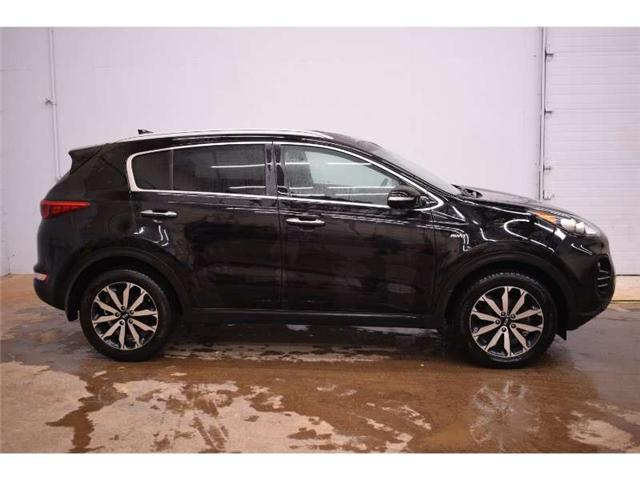 2017 Kia Sportage EX AWD - BACKUP CAM * HEATED SEATS * TOUCH SCREEN (Stk: B3340) in Napanee - Image 1 of 30