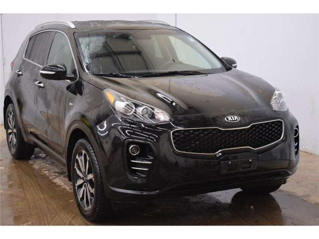 2017 Kia Sportage EX AWD - BACKUP CAM * HEATED SEATS * TOUCH SCREEN (Stk: B3340) in Napanee - Image 2 of 30