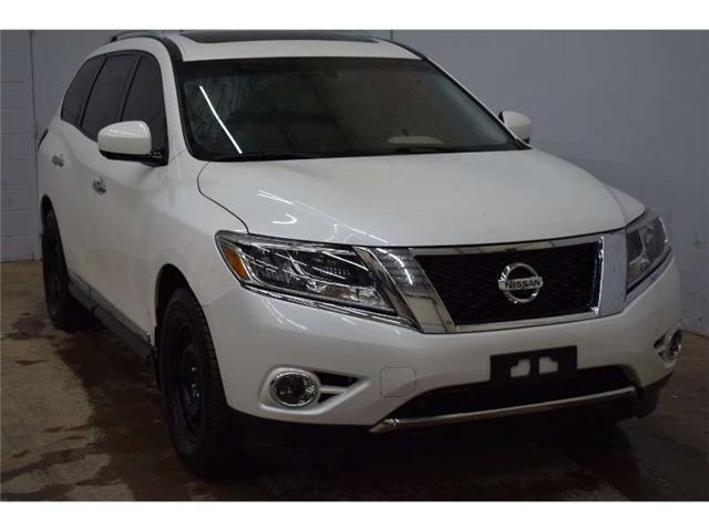 2016 Nissan Pathfinder SL 4X4 - NAV * HTD SEATS * HTD STEERING (Stk: B3368) in Kingston - Image 2 of 30