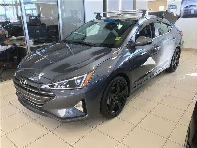 2019 Hyundai Elantra Luxury (Stk: 9EL2318) in Leduc - Image 2 of 8