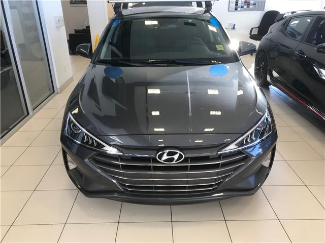 2019 Hyundai Elantra Luxury (Stk: 9EL2318) in Leduc - Image 1 of 8
