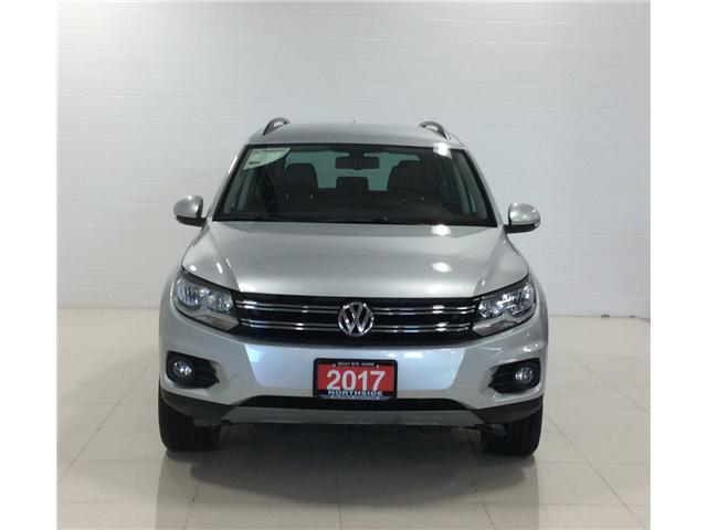 2017 Volkswagen Tiguan Wolfsburg Edition (Stk: V18368B) in Sault Ste. Marie - Image 2 of 12
