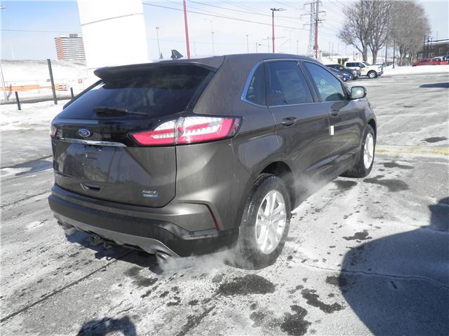 2019 Ford Edge SEL (Stk: 1912320) in Ottawa - Image 4 of 10