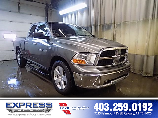 2012 RAM 1500 SLT (Stk: P15-0980) in Calgary - Image 1 of 17