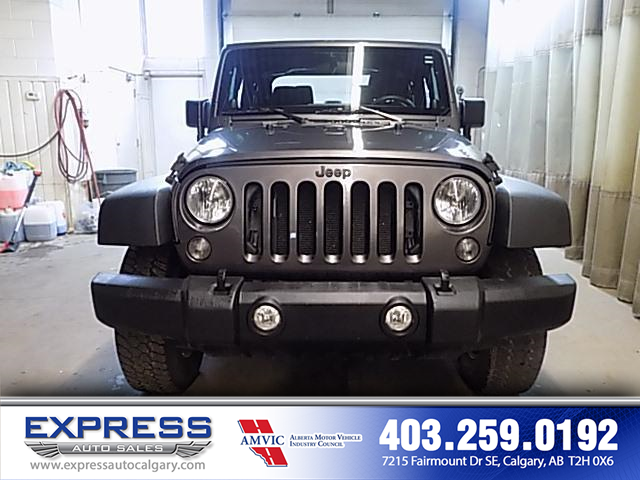 2014 Jeep Wrangler Sport (Stk: P15-0968A) in Calgary - Image 2 of 17