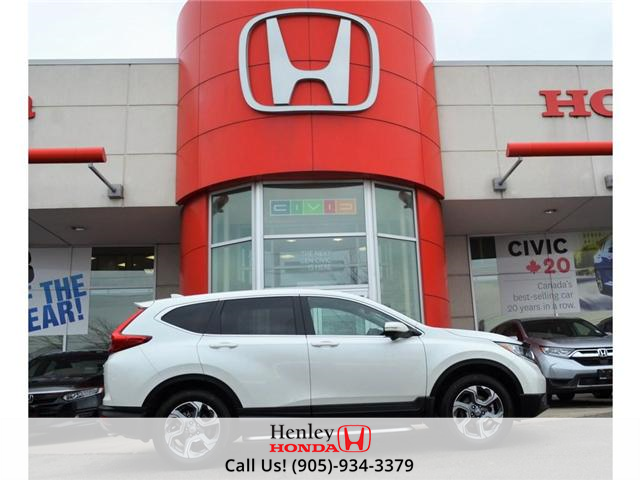 2018 Honda CR-V EX-L LEATHER HEATED SEATS SUNROOF BACK UP (Stk: B0818) in St. Catharines - Image 1 of 26