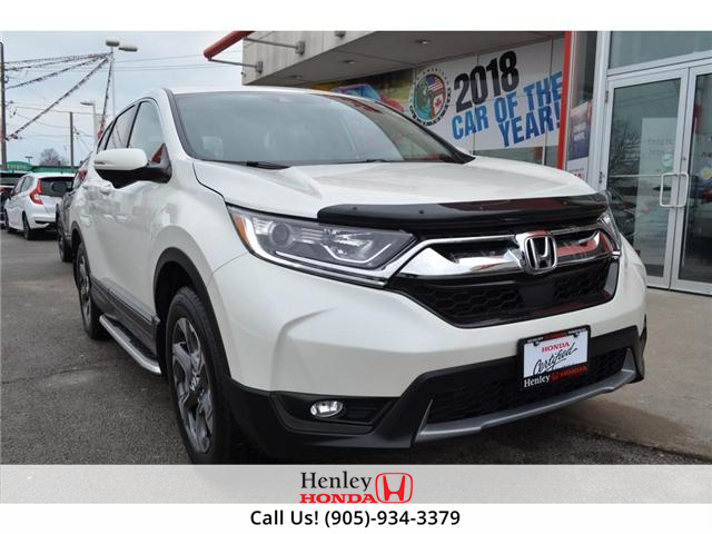 2018 Honda CR-V EX-L LEATHER HEATED SEATS SUNROOF BACK UP (Stk: B0818) in St. Catharines - Image 2 of 26