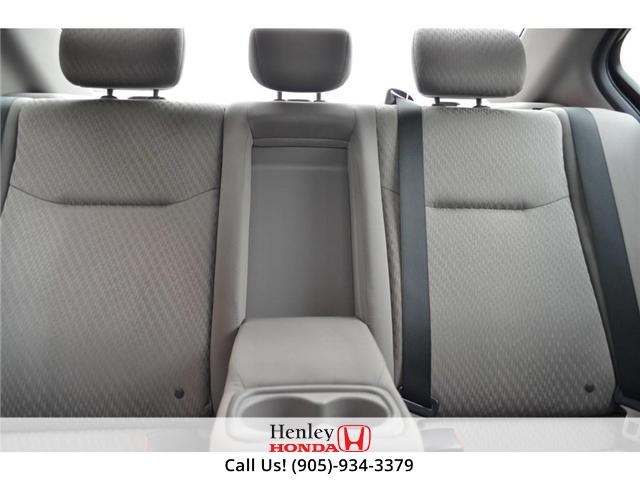 2015 Honda Civic EX SUNROOF ALLOY WHEELS BLUETOOTH BACK UP (Stk: B0822) in St. Catharines - Image 11 of 23