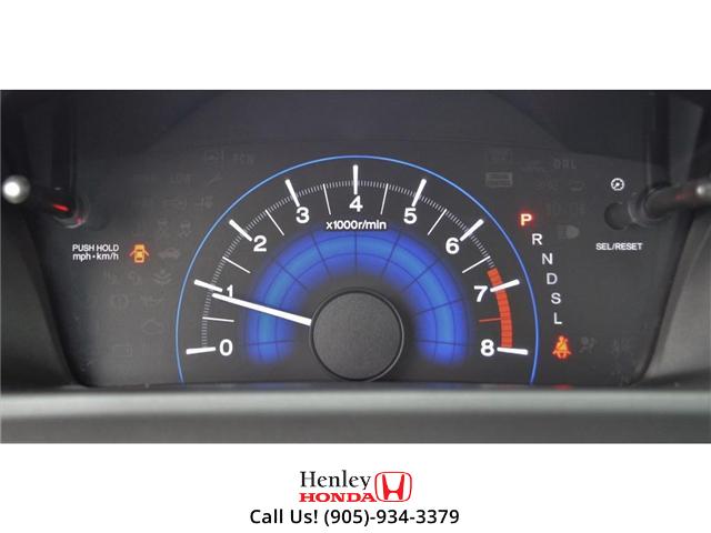 2015 Honda Civic EX SUNROOF ALLOY WHEELS BLUETOOTH BACK UP (Stk: B0822) in St. Catharines - Image 16 of 23