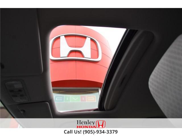 2015 Honda Civic EX SUNROOF ALLOY WHEELS BLUETOOTH BACK UP (Stk: B0822) in St. Catharines - Image 22 of 23