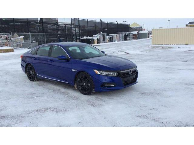2018 Honda Accord Sport (Stk: 1559) in Lethbridge - Image 1 of 9