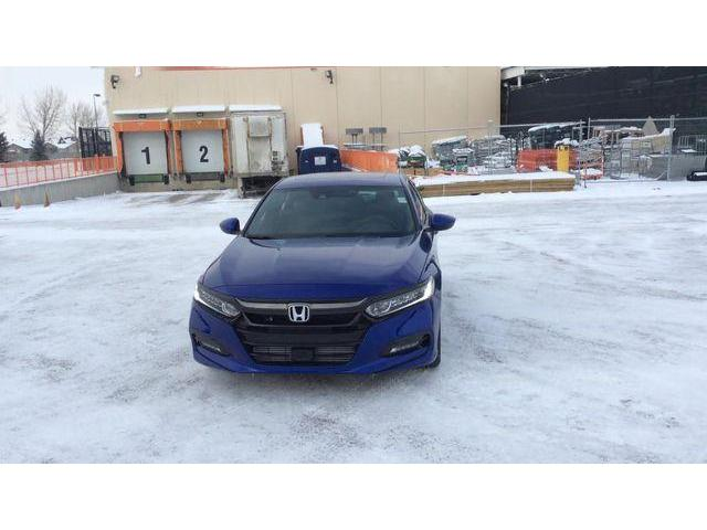 2018 Honda Accord Sport (Stk: 1559) in Lethbridge - Image 2 of 9