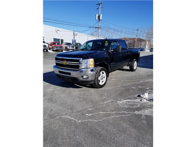 2012 Chevrolet Silverado 2500 HD LTZ Crew Cab 4WD (Stk: p19-044) in Dartmouth - Image 1 of 14