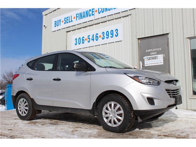 2015 Hyundai Tucson GL (Stk: P1613) in Regina - Image 1 of 19