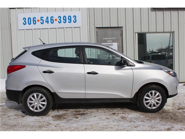 2015 Hyundai Tucson GL (Stk: P1613) in Regina - Image 2 of 19