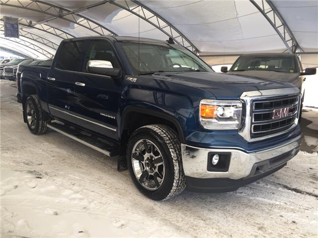 2015 GMC Sierra 1500 SLT (Stk: 126846) in AIRDRIE - Image 1 of 23